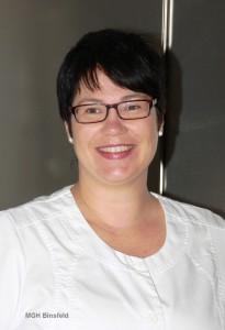 Yvonne Winbeck Teamleitung Hauswirtschaftsmeisterin