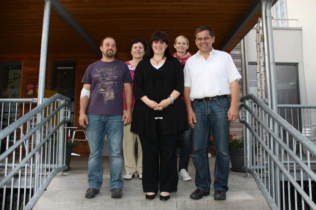 Vorstandschaft des MGH - Binsfeld