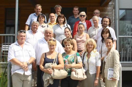 Delegation aus der Slowakei1